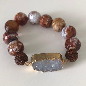 Jewelry - Druzy Bracelet